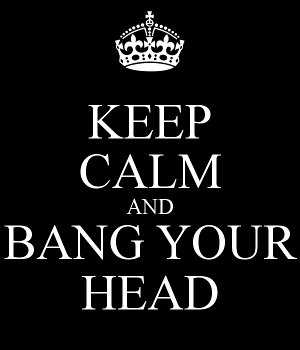 bang-your-head